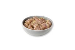 Émince de poulet mariné rôtisseur